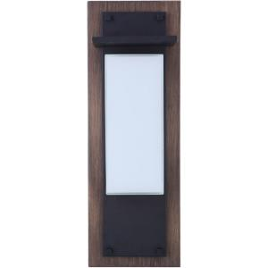 """Heights - 24"""" 30W 1 LED Outdoor Wall Lantern"""