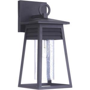 Becca - 13.75 Inch One Light Outdoor Wall Lantern