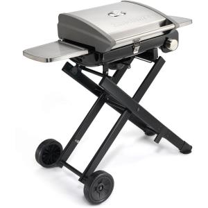 "41.5"" All Foods Roll-Away Portable Outdoor LP Gas Grill"
