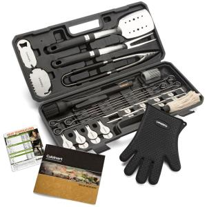 36-Piece Backyard BBQ Tool Set
