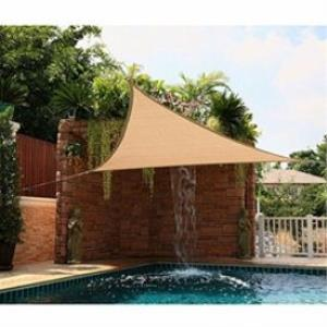 Premium 10' Right Triangle Commercial Grade Shade Sail