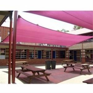 Premium 12'x16' Rectangle Commercial Grade Shade Sail