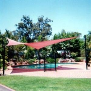 Premium 12'x18' Rectangle Commercial Grade Shade Sail