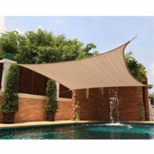 Premium 12' Square Commercial Grade Shade Sail
