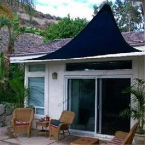 Premium 12' Triangle Commercial Grade Shade Sail