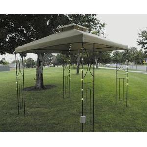 Battery Operated LED Gazebo Light