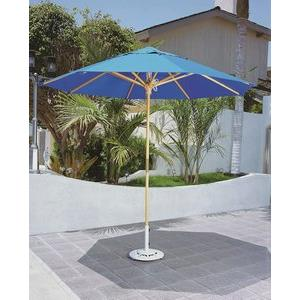 Laguna Deluxe - 9' Octagonal Market Umbrella with Trim and Shur Fit Connector