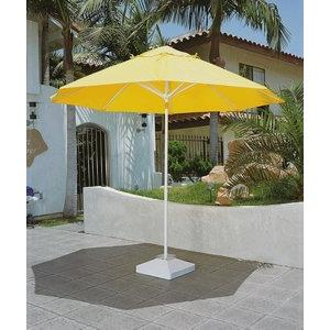 9' Octoganal Remote Control Motorized Umbrella
