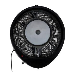 "Hurricane 29"" Wall Mount Misting Fan cools 1,500 sq ft"