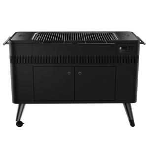 "Hub - 54.13"" Electric Ignition Charcoal Barbeque"