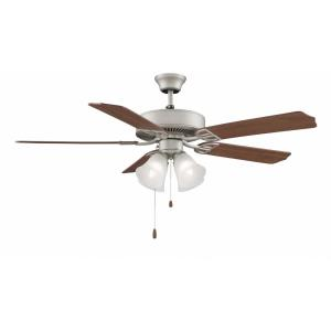 """Aire Decor - 52"""" Ceiling Fan with Four Shade Light Kit"""