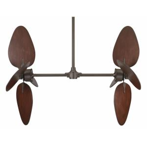 Palisade 8 Blade 68 Inch Ceiling Fan(Motor Only) with Wall Control and Optional Light Kit