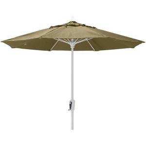 7.5 Foot Octagon 8 Rib Crank Market Umbrella