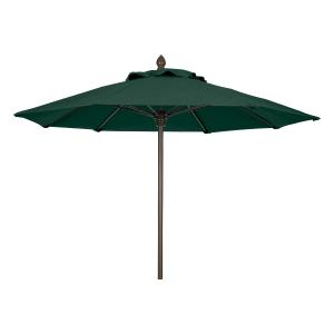 Market - 9' Octagon Umbrella with Pulley  and  Pin Lift
