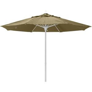 7.5 Foot Octagon 8 Rib Push up Market Umbrella