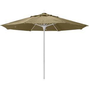 7.5 Foot Octagon 8 Rib Push up Market Umbrella