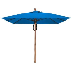 Bambusa - 7.5' Square Umbrella