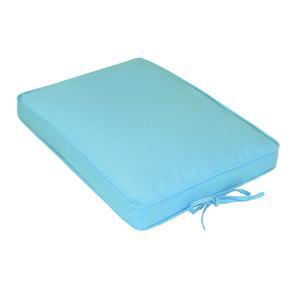 Cushion for Cast Aluminum Ottoman