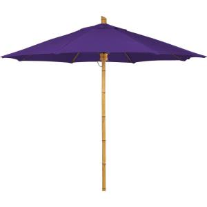 Market - 7.5' Octagon Umbrella with Push Up Lift