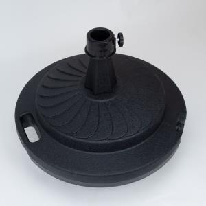 22 Inch Resin Umbrella Base Fits 1.5 Inch & 2.0 Inch Umbrella Poles