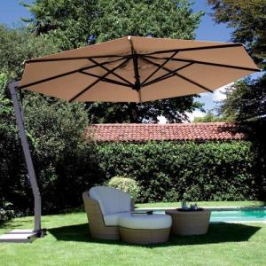 P-Series - 13' Octagon Giant Cantilever Umbrella