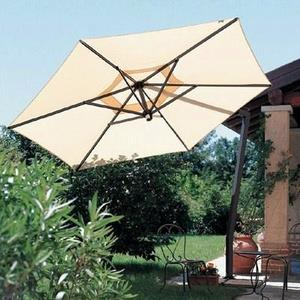C-Series - 10.5' Hexagon Cantilever Umbrella