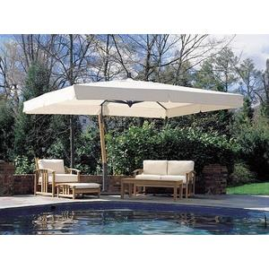 P-Series - 10' x 13' Rectangular Giant Cantilever Umbrella