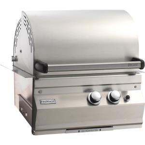 Deluxe Legacy - 24 Inch Built-In Gas Grill