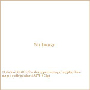 Stainless Steel Grid Cover for Single Side Burner