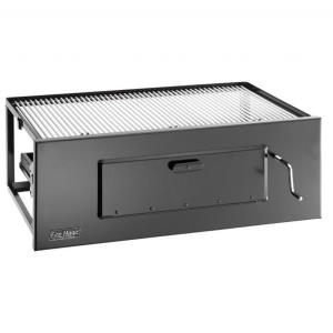 Lift-a-fire - 24 Inch Charcoal Grill