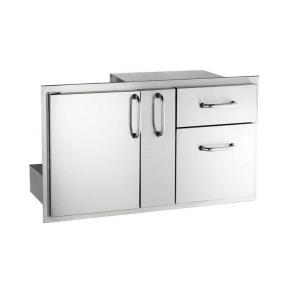 3 Series - Access Door with Double Drawer