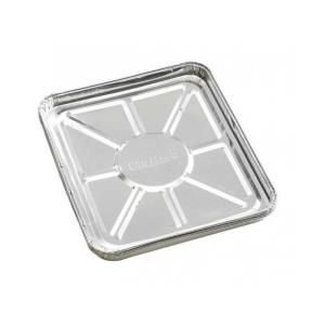 Foil Drip Tray Liners - Case of 12 Four Packs