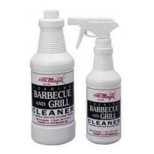 Case of BBQ Cleaner with Foaming Trigger Bottles - Case of 12 Quarts