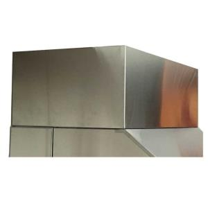 Vent Hood Duct Cover