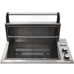 "Deluxe Legacy Gourmet - 24"" Drop-In Grill"