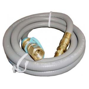 Natural Gas Hose with Quick Disconnect - Plug-In