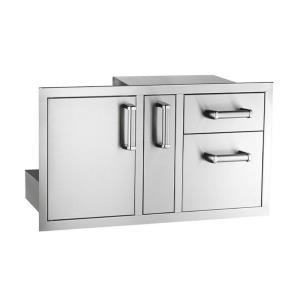 5 Series - Access Door with Double Drawer