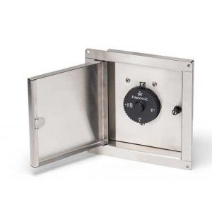 Stainless Steel Gas Timer Box