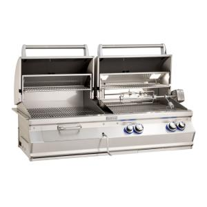 Aurora - Gas/Charcoal Combo Grills