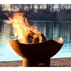 "36"" Manta Ray Fire Pit"