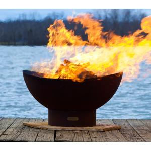 "36"" Scallop Fire Pit"