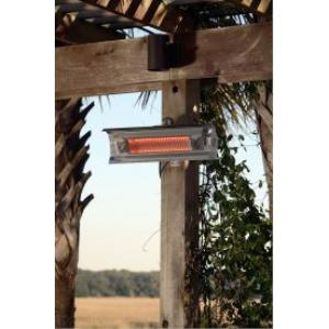 22 Inch 1500W Wall Mounted Infrared Patio Heater