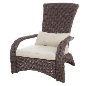 "Deluxe Coconino - 38"" Wicker Chair"