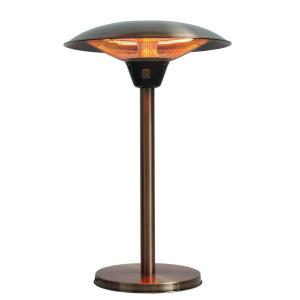 "Cimarron - 31"" 1500W Table Top Halogen Patio Heater"