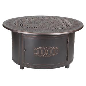 "Dynasty - 48"" Round LPG Fire Pit"