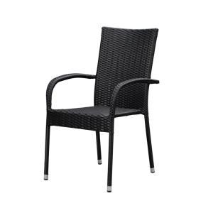 Morgan Outdoor Wicker Chair 4-Pack