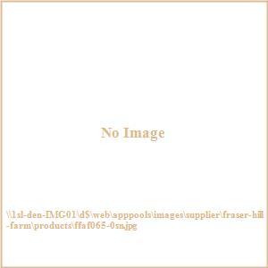 Flocked Alaskan Pine - 6.5' Christmas Tree