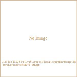 Flocked Alaskan Pine - 7.5' Christmas Tree
