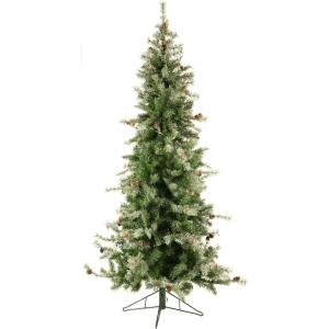 Buffalo Fir - 9' Slim Artificial Christmas Tree