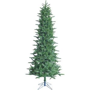 Carmel Pine - 7.5' Slim Artificial Christmas Tree